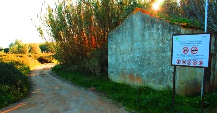 Parque-Ambiental-de-Vilamoura-ETAR-east-entrance-park