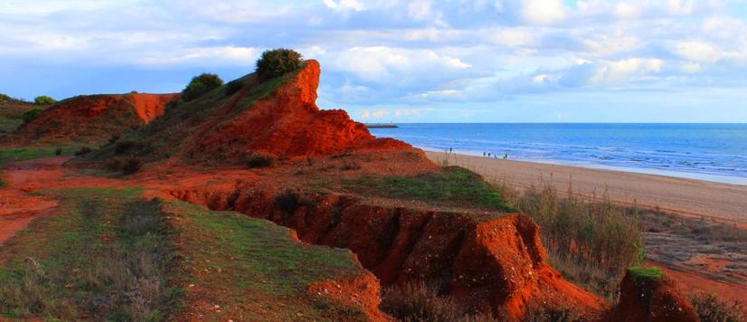 Praia-da-Falésia-Vilamoura-Algarve-Portugal