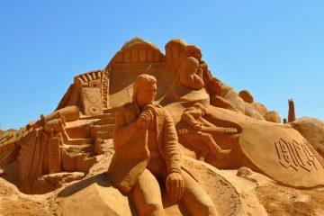 Sands Sculpture - FIESA Algarve