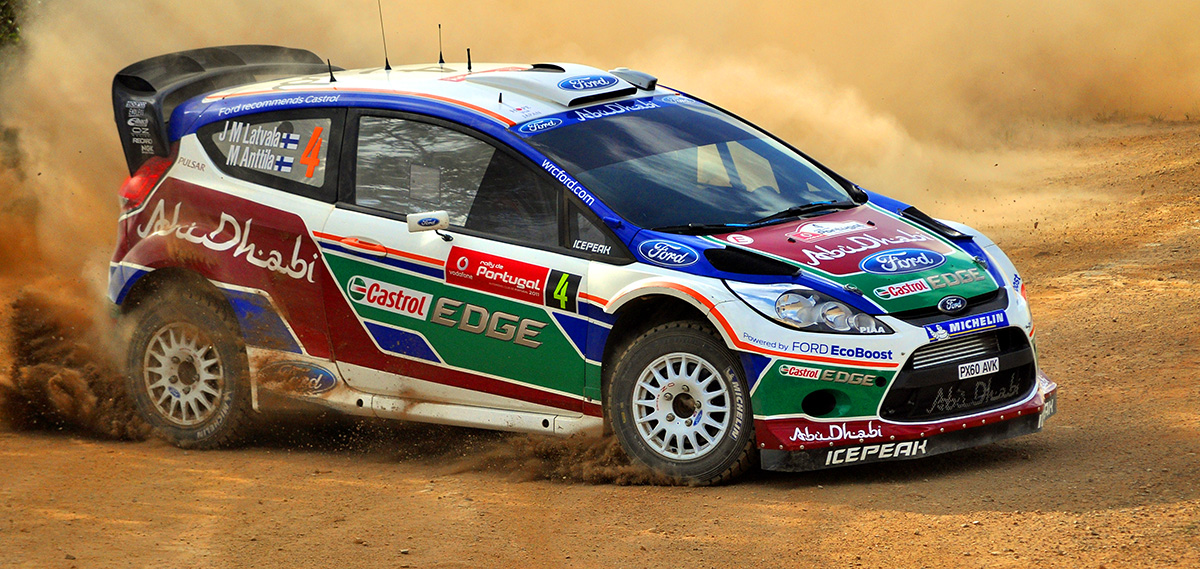 Rally De Portugal - Algarve