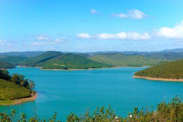 Barragem da Bravura Trail - Walks in Lagos - Portugal - Odiaxere - Algarve