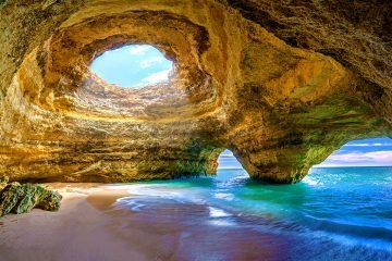 How To Get To Benagil Cave - Sea Cave Benagil
