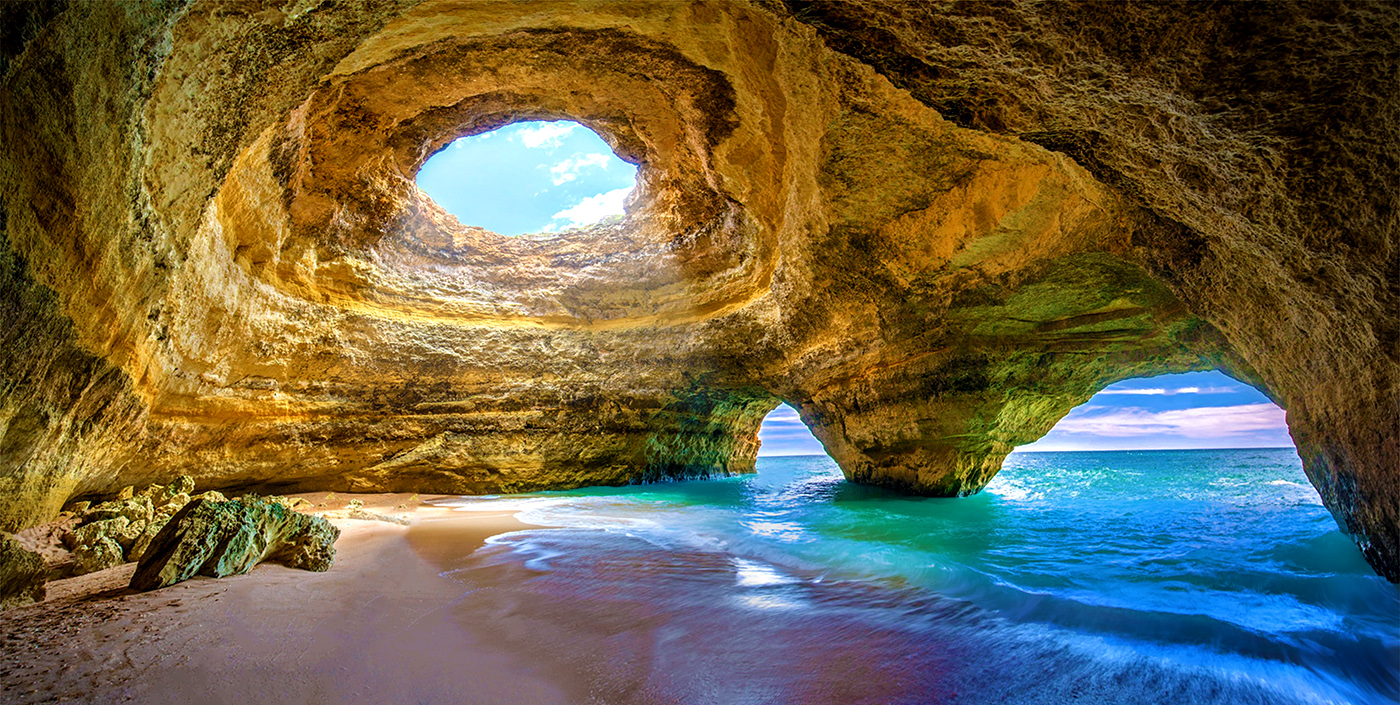 Akun Island - Wikiwand |Sea Cave