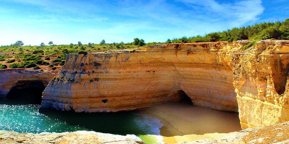 Praia da Corredoura - Hidden Beaches - Algarve