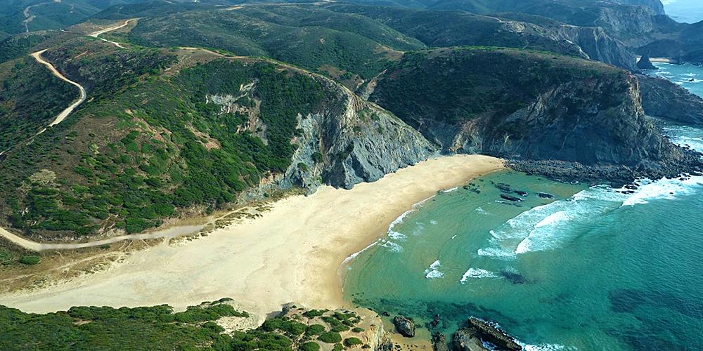 Praia da Murração - Hidden Beaches - Algarve