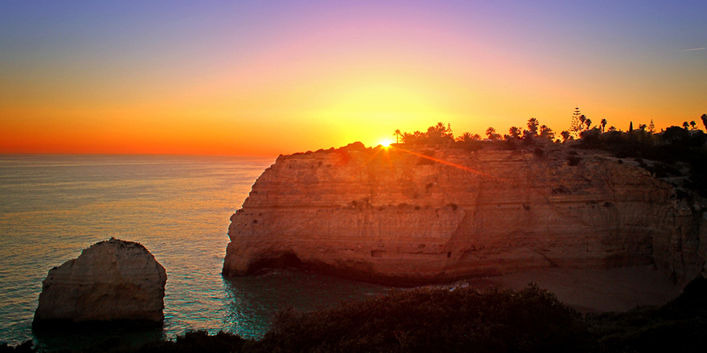 Praia do Carvalho - Hidden Beaches - Algarve