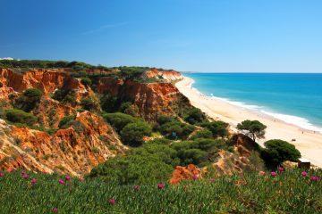 Praia da Falésia - Albufeira - Algarve