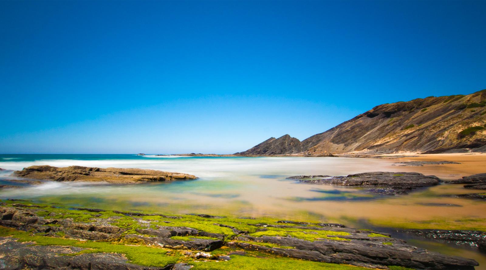 Praia da Amoreira Trail Main