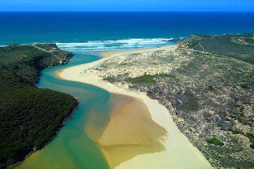 Praia da Amoreira Trail