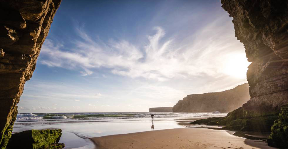 Algarve Where to Surf - Beliche Beach