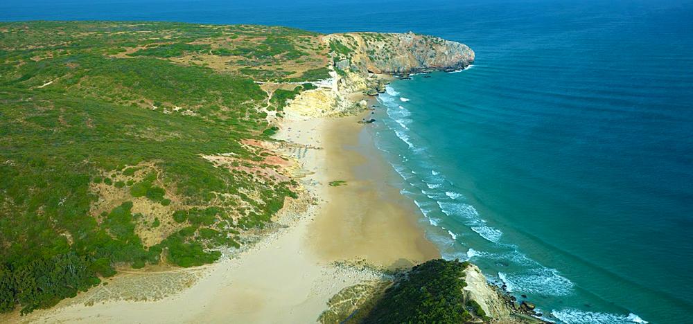 Algarve Where to Surf - Zavial Beach
